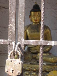buddha-lock